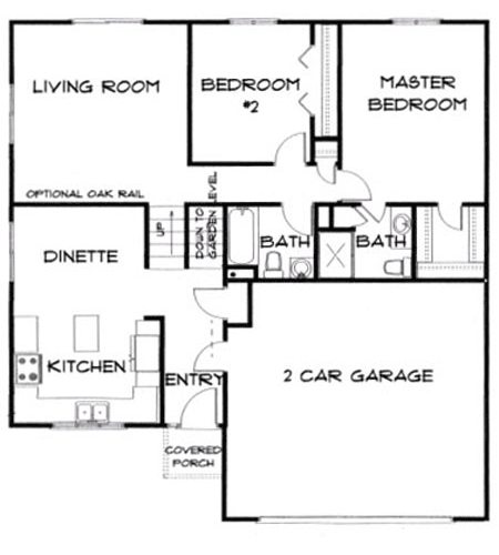 Floorplan Maricopa
