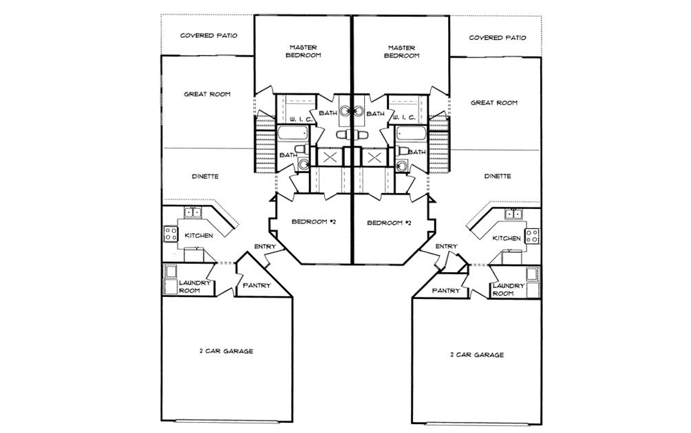 Floorplan Mesaverde