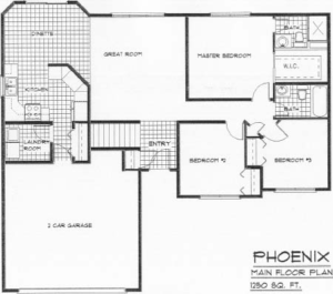 Floorplan Phoenix