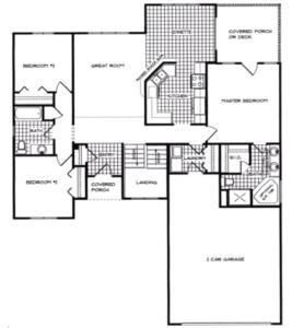 Floorplan Scottsdale