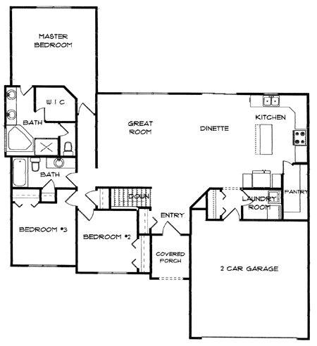 Floorplan Sierra